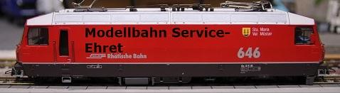 Modellbahn-Service Ehret